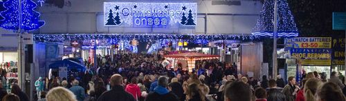 Southend Illuminations: The Big Switch On gallery image