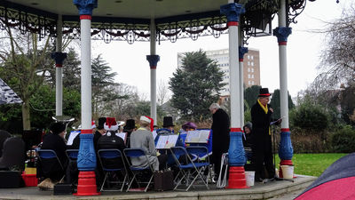 Carols in the Park gallery image