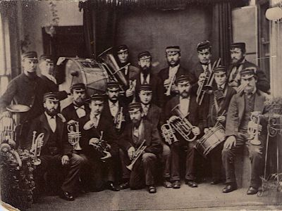 """First Southend Band"""