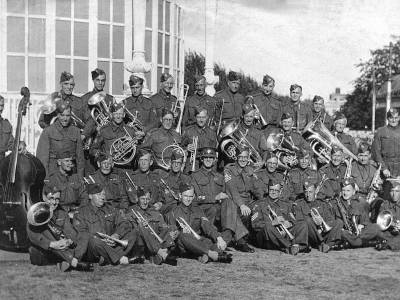 Southend Home Guard Band