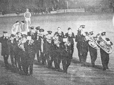 Southend United Supporters Club Band